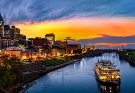American holidays to Nashville with Cassidy Travel