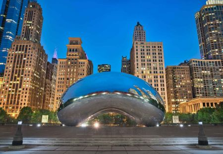 American holidays to Chicago with Cassidy Travel
