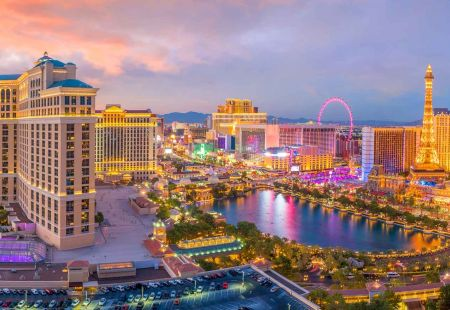 American Holidays to Las Vegas with Cassidy Travel. Book Las Vegas Deals here