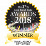 Irish Travel Trade Travel Agency of the Year 2018