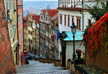 Book a City Break to Prague